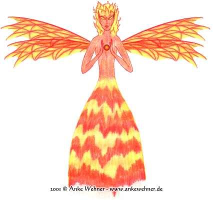 Queen of Firefairies