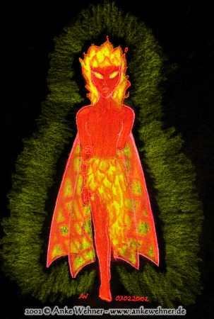 Princess of Firefairies