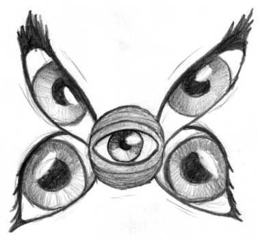 Fluttereye