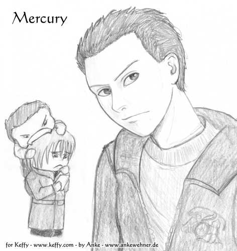 Mercury for Keffy