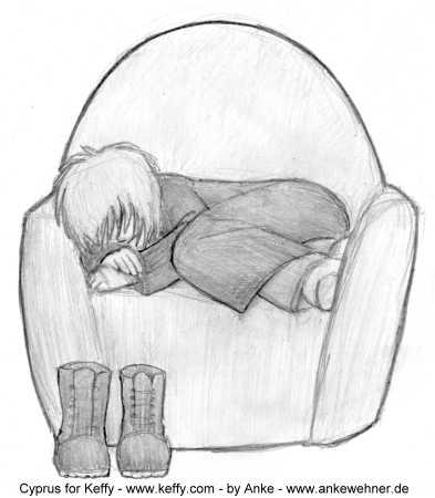 Sleepy Cy