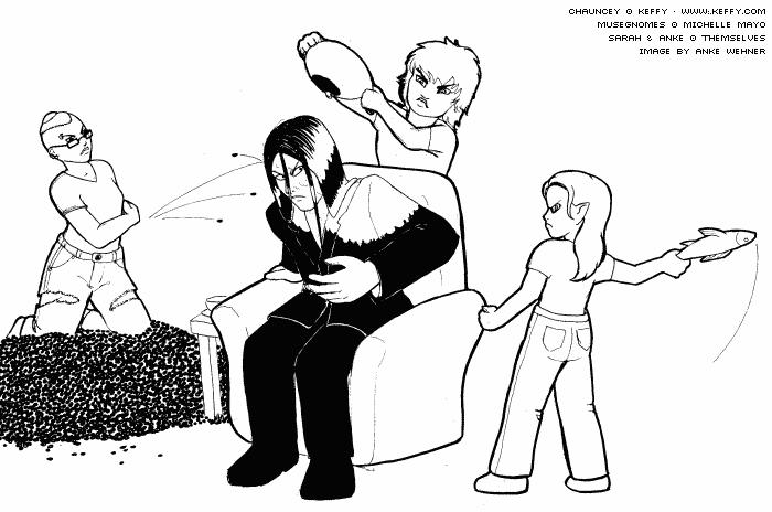 Attacking Chauncey