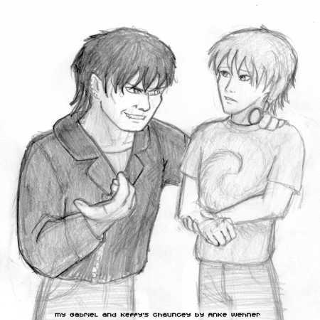 Gabriel and Chauncey