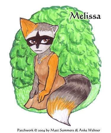 Chibi Melissa