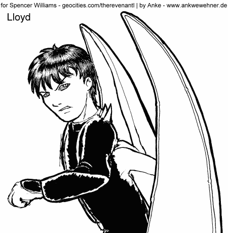 Lloyd for Spencer Williams (cmax05-04)