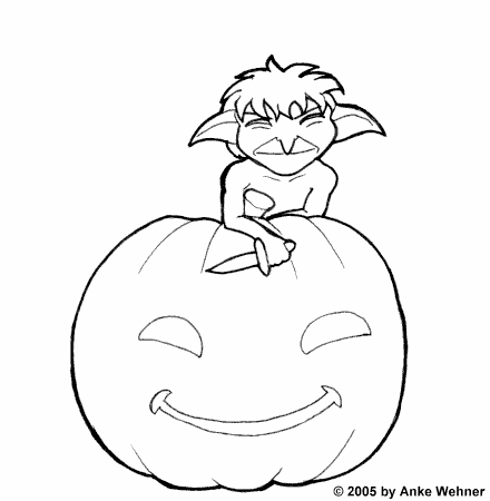 Pumpkin Imp