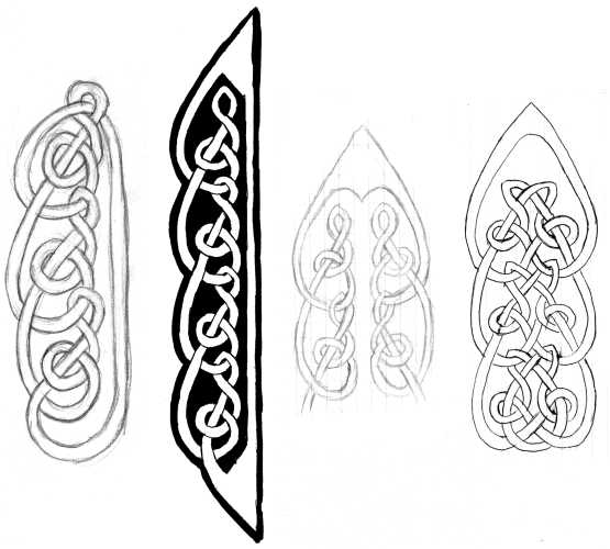 Knotwork Sketches