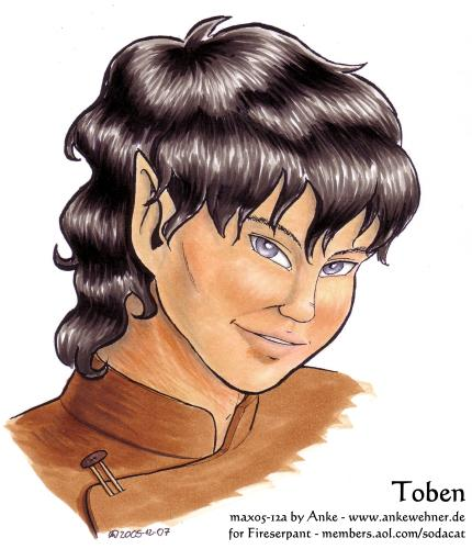 Toben for Fireserpant (max05-12a)