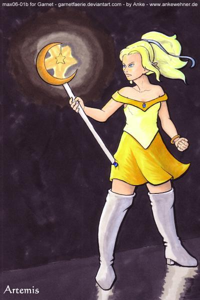 Artemis for Garnet (max06-01b)