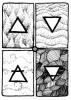 Four Element Symbols
