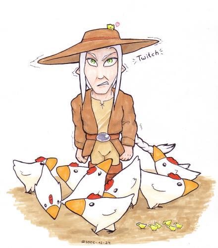 Chicks Dig a Halfie