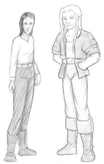 Sylvie & Sebastian