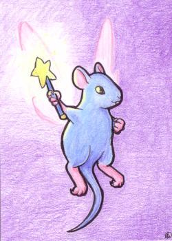 Fairy Goodmouse