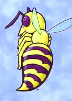 Technicolor Wasp