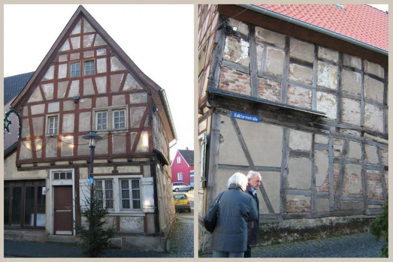 Timber Frame House Sinzig 1