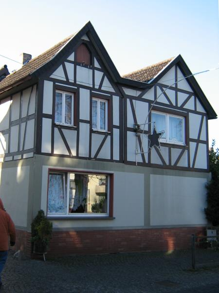 Timber Frame House Sinzig 3