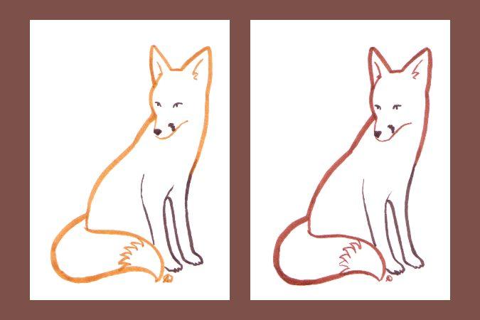 Fox ACEOs