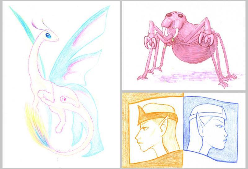 Sketch Fest 10-06 Colour