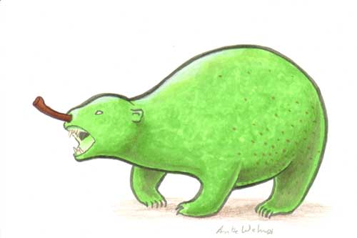 Pear Bear