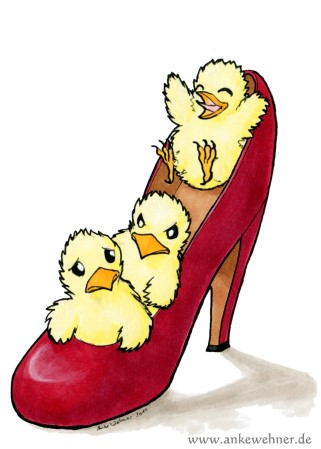 Chicks in High Heels