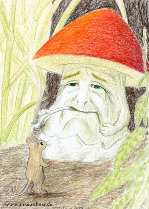 The Wise Mushroom