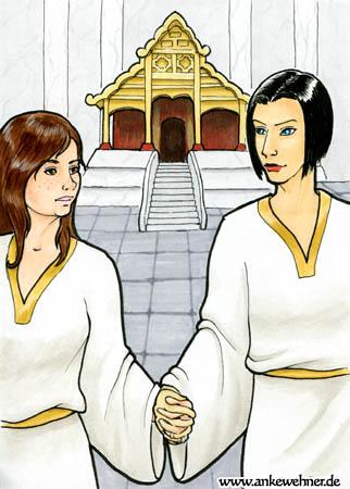 Aldornia and Zenobia