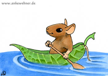 Mouse Boat