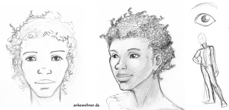 Gumei Sketches