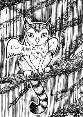 Tabby Owl