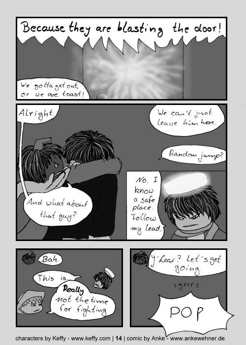 Poor Gabe page 14